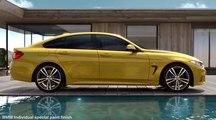 Los cinco colores más extravagantes del BMW Serie 4 Grand Coupé