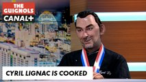 Cyril Lignac is cooked - The Guignols - CANAL+