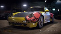 NEED FOR SPEED - Porsche 911 Carrera S (993) - Gripbuild - Need for Speed Carbuild