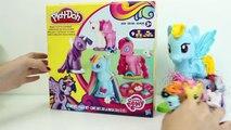 Play-Doh Mon Petit Poney FaireN Style de Poneys de SCM modules de Jeux Jouer Pâte Moldea y Estiliza tu Poney