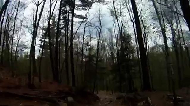 Mudding the  Lifted Ford Bronco through Crystal Ridge Trail Washington [HD]