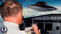 AIR FORCE ONE PILOT ADMITS SEEING ALIEN CRAFT! UFO SIGHTINGS 2015