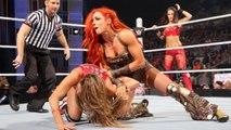Becky Lynch & Charlotte vs The Bella Twins   SmackDown Latino ᴴᴰ