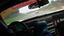Huracan Lamborghini  onboard footage at Montreal F1 Track Go Pro Hero