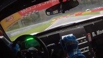 Lamborghini Aventador Lap record onboard footage Montreal F1 Track Go Pro Black Editon
