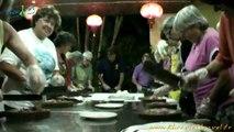 Faire la cuisine au restaurant à Ninh Binh | Voyage au Vietnam