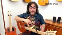Am I improving my playing...? / Q & A on Paco de Lucia´s modern flamenco guitar technique / Ruben Diaz Spain learning online Skype lessons spanish guitar
