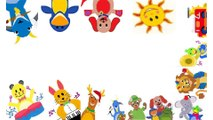 Baby Einstein Animals Puppets - Numbers Nursery - Kids Academy-Discoveries for Little Ears