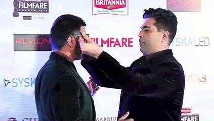 Ranveer Singh Makes Fun Of Karan Johar