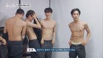 [선공개] ′그냥 벗어!′ 수주 한마디에 남자 모델 복근 몽땅 공개
