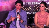 Shah Rukh Khan Gets Personal About Kajol