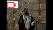 Wife bashing is Haram, short clip by Mufti Menk -