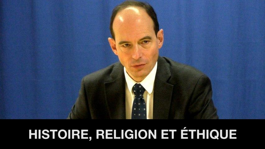Histoire, religion et éthique, Frédéric LAUPIES