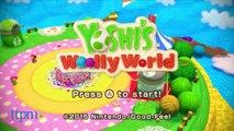 Yoshis Wooly World with amiibo Green Yarn Yoshi from Nintendo