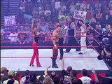 Jeff Hardy (w/ Lita) vs. Lance Storm (w/ Ivory)