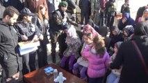 Siirt - Operasyondan Dönen Özel Harekat Polisler, Şehit Olan Arkadaşları Yalçın Yamaner'in Törenine...