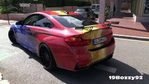 Hamann BMW M4 w/ Akrapovic Exhaust Sound Accelerations & Revs