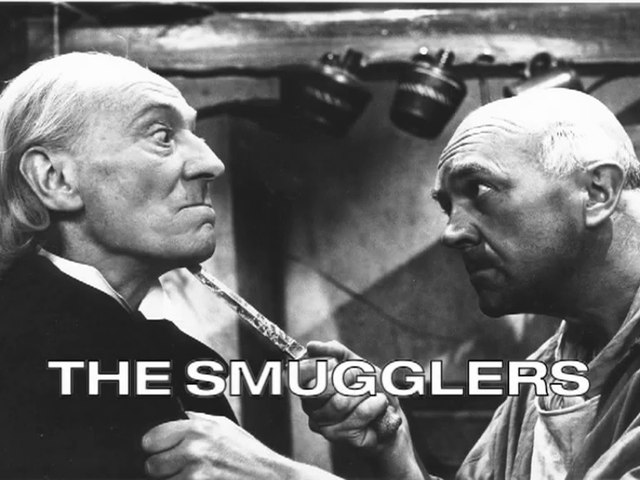 Loose Cannon The Smuggglers Introduction George A Cooper LC30