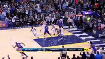 Pistons vs Grizzlies - January 14, 2016 | Mario Chalmers Game-Winner - NBA 2015-16 Season