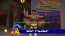 Stone Cold Steve Austin vs Ricky Steamboat CNZ 2K16: 2K Showcase Austin 3:16 Part 2 (PS4)