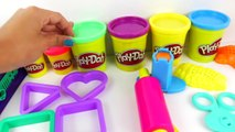 Big Barrel Play Doh Creations Playset, Mold Cupcake Play Dough Shapes and Animals