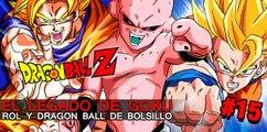 El legado de Goku, Rol y Dragon Ball de bolsillo