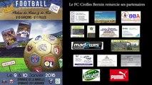 Le Grenoble Foot Fauteuil Electrique au tournoi de Crolles