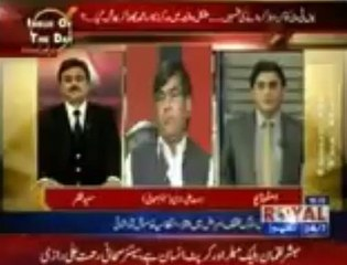 Pemra imposes Rs100,000 fine on channel for using abusive language against Mubashir Luqman