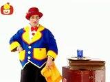 Magia cyrku Klaun maga, dla dzieci