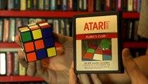 Q*berts Qubes (Atari 2600) game review by Mike Matei