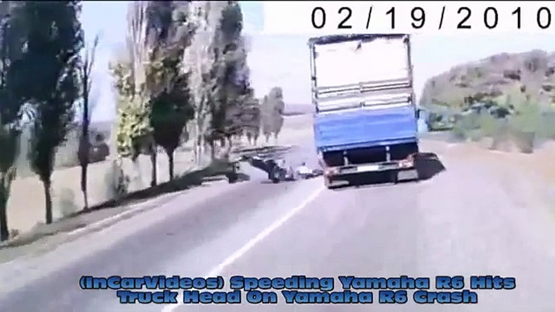 Warning 18 Fatal Car Accident Compilation Graphic Content