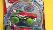 CARS Hydro Wheels Lightning McQueen Francesco Bernoulli Max Schnell Disney Pixar Water Toy