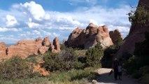 Arches National Park: Delicate Arch & Devils Garden