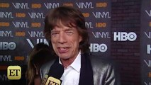 Mick Jagger Remembers the 'Good Times' With David Bowie (720p Full HD)