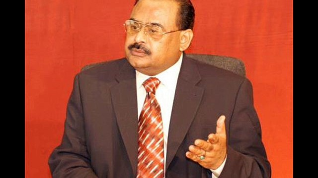 Founder & Leader of MQM Mr. Altaf Hussain's pray for the success of visit of PM & COAS to Saudi Arab and Iran