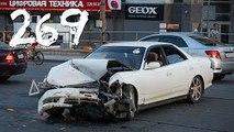 Compilación de Coche de los incidentes y Accidentes en la dashcam #269