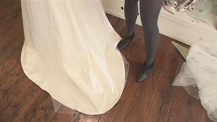 How To Choose A Long Wedding Veil