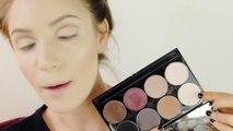 Hooded Eyes Tutorial - Cut Crease / Winged Liner | Stephanie Lange