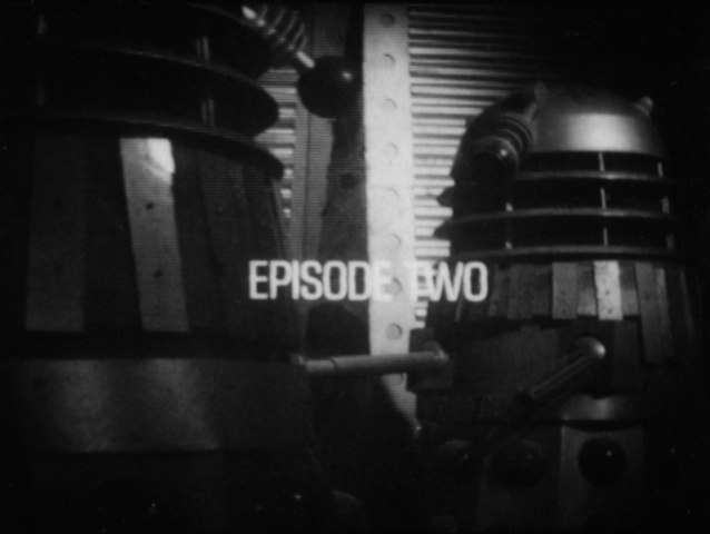 Loose Cannon The Power of the Daleks Episode 2 LC10