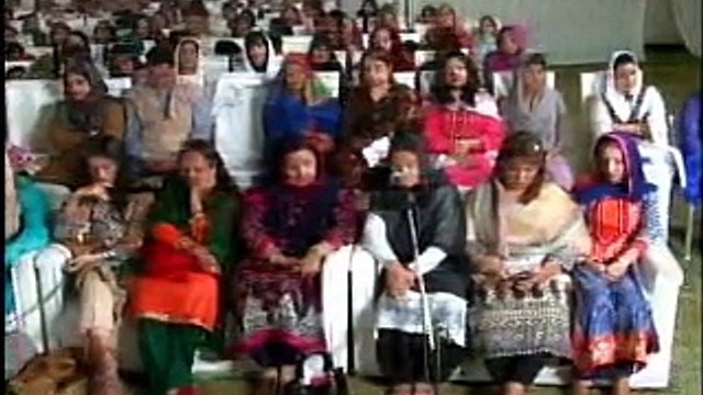 Part 1: MQM Quaid Altaf Hussain address to North Nazimabad Residence Committee