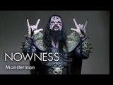 "Watch Finnish hard-rock band Lordi in ""Monsterman"""