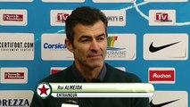 Réactions des entraîneurs après Tours FC - Red Star