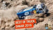 Truck / Camion - Best Of Dakar 2016