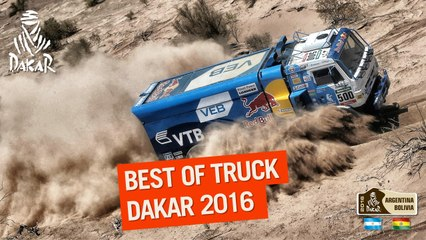 Camion - Best Of Dakar 2016