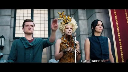 The Hunger Games: Catching Fire - Not Afraid SPOT (2013) - THG Movie HD