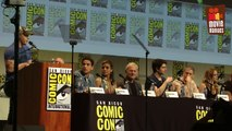 Legends Of Tomorrow full panel SDCC 2015 Wentworth Miller Dominic Purcell