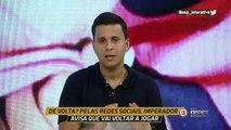 Comentaristas do Fim de Papo discutem retorno de Adriano Imperador