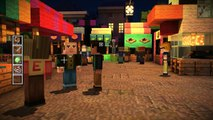 Minecraft Story Mode Ep.1 Part 3 WITHER STORM!! (PC Lets Play).