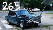 Compilación de Coche de los incidentes y Accidentes en la dashcam #265