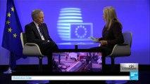 """Didier Reynders : """"Le débat sur le 'Brexit' offre une opportunité de redéfinir le projet européen"""""""